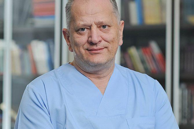 Prof.Dr.Sc. Nikica Gabric